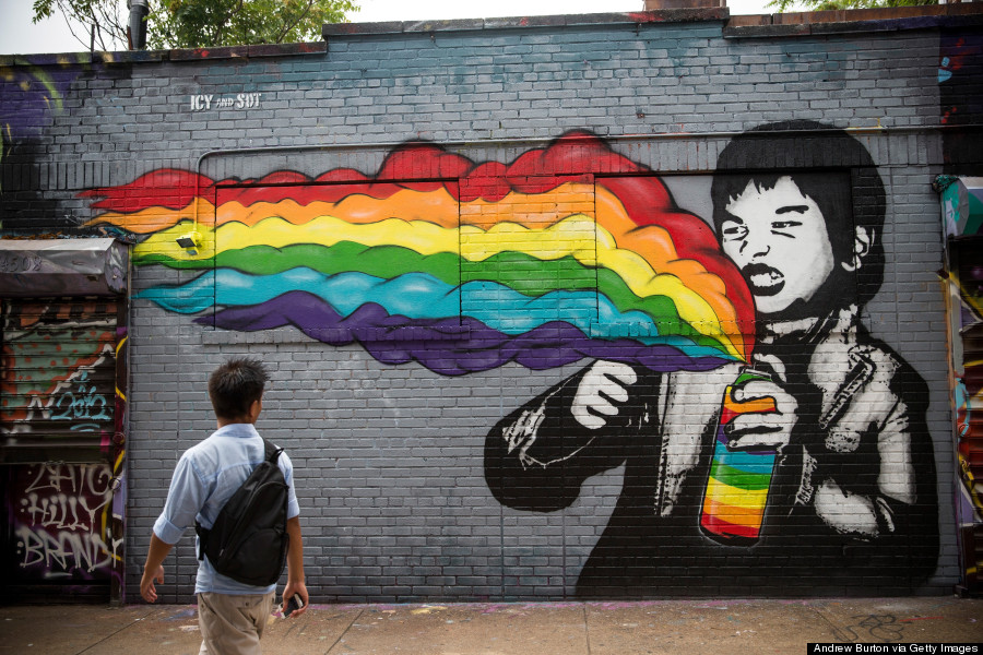 Iconic New York Graffiti Landmark To Be Torn Down